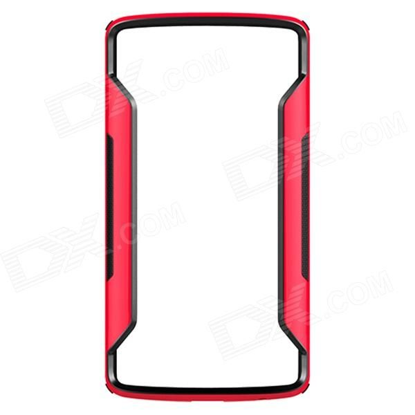 Color: Red; Brand: NILLKIN; Model: N/A; Material: TPU + PC; Quantity: 1 Set; Shade Of Color: Red; Compatible Models: LG G3(D855); Packing List: 1 x Bumper frame; http://j.mp/1v2FJLg