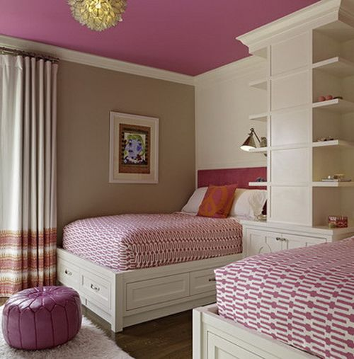 50 Ceiling Paint And Design Ideas_01