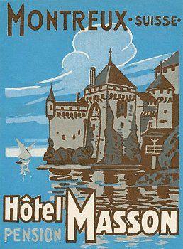 Montreux Hotel Masson