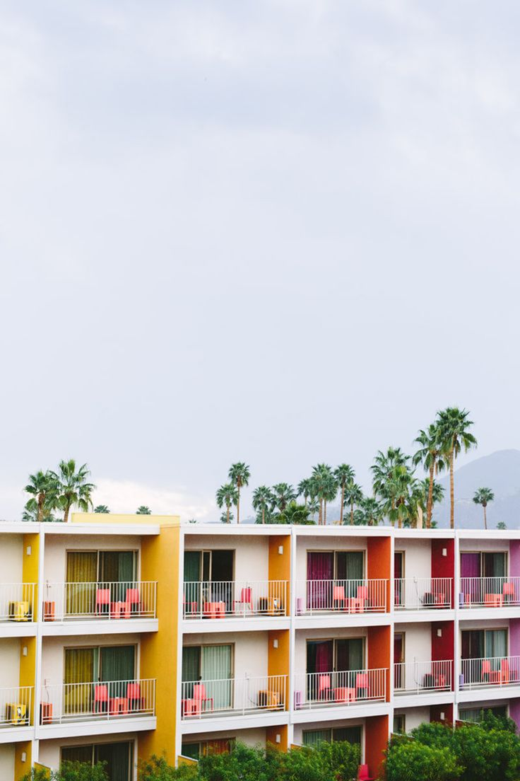 Palm Springs - Mary Costa Photography - Art Deco Miami - Oh Marie