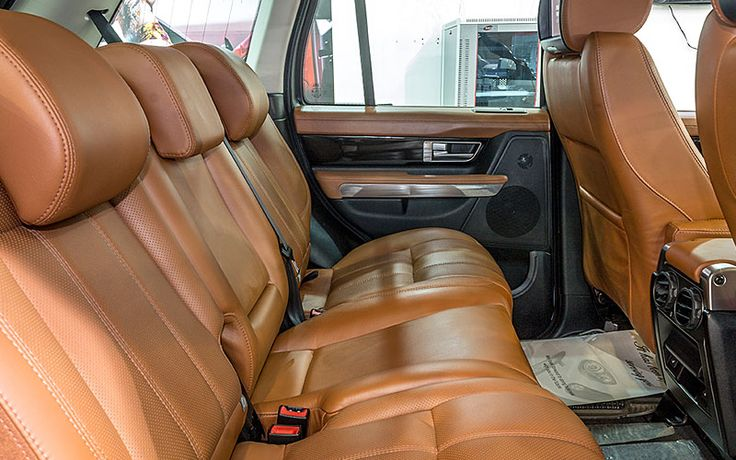 range rover sport 2010 brown leather seats - Google Search