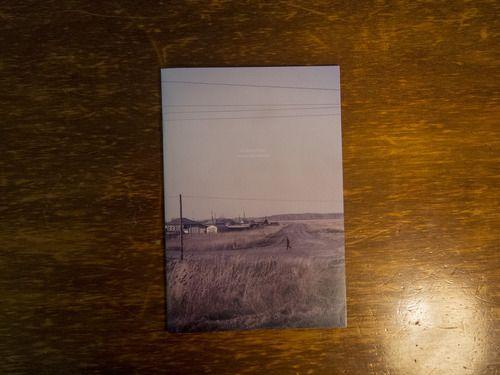 """photobook """"Crossing Over"""" by Yanina Shevchenko"""