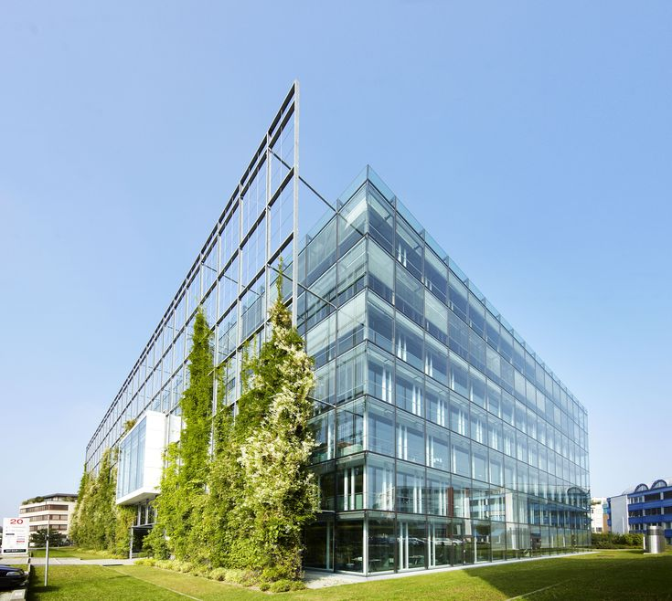 Green Facade, Jakob Rope Systems | Tensile Design & Construct