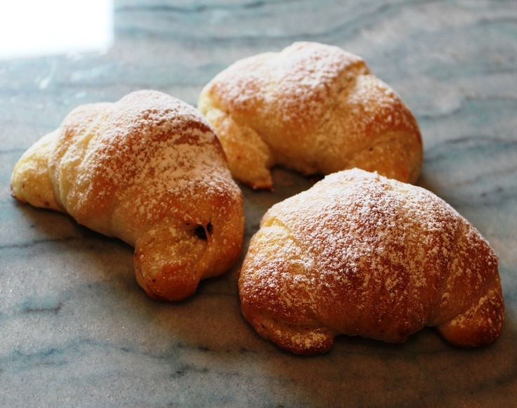 Chocolate Croissants « Cookbook Hub