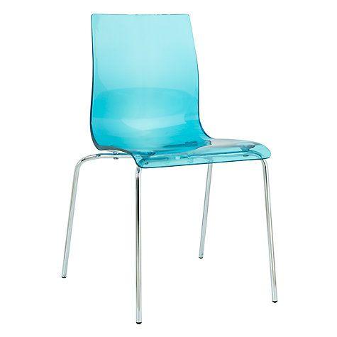 Buy John Lewis Gel Dining Chair Online at johnlewis.com