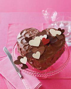 San Valentino -Torta di San Valentino al cioccolato e peperoncino   Ricette&Sapori