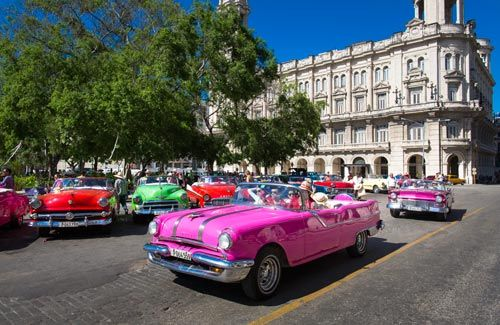 Join a Fathom cruise to Cuba aboard the small ship Adonia. 3 1/2 days of shore excursions, including stops in Havana, Santiago de Cuba and Cienfuegos. #TravelDeep