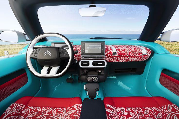 Summer time for #Citroën #CactusM