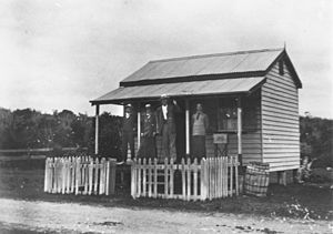 English: Customs House at Tweed Heads, New Sou...