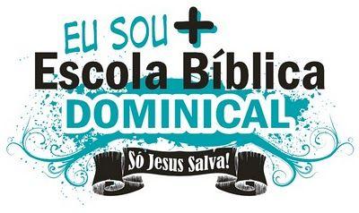 Pr Jozenil Araujo Importancia Da Escola Biblica Dominical Ebd