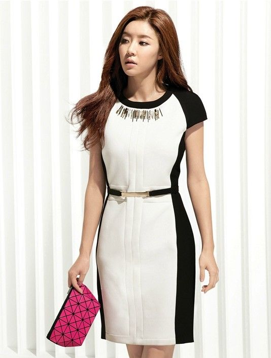 Park Han Byul BLU PEPE 2013 S/S