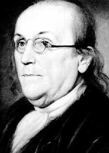 Benjamim Franklin to Elizabeth Hubbart A beautiful letter of condolence