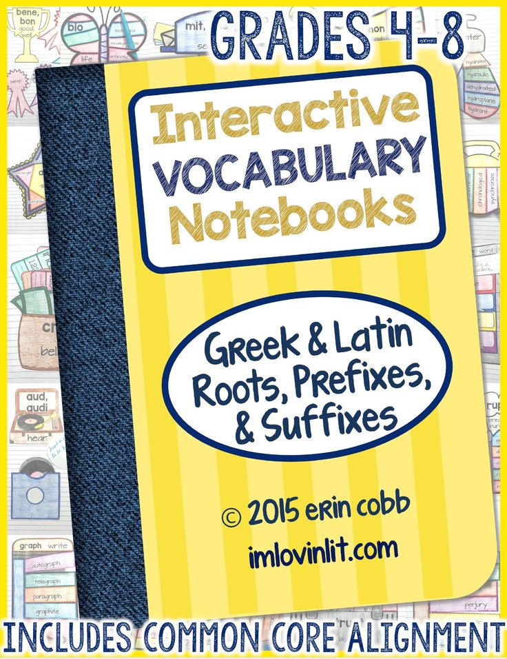 Interactive Vocabulary Notebooks for Grades 4-8 Click here to purchase! Each lesson includes a photo of the completed activity, complete step-by-step instructions, all notes for writing on/in templates, and student activity pages to run off.           Click here to purchase!       …