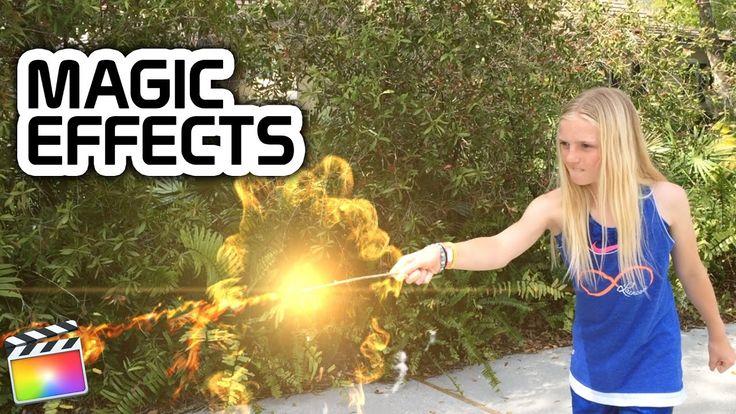Final Cut Pro X Tutorial: Magic Effects! In this Final Cut Pro X tutorial I show you how to create a magic blast. New Videos Every Friday! Subscribe For The Latest Tutorials!  =Stock Footage & Plugins= Footage crate: http://footagecrate.com Action Essentials: http://ift.tt/QJRbTz Lens Flares Plugin: http://ift.tt/2qLnFGA Shockwaves: http://ift.tt/1s6ArbT  =LINKS= Website: http://ift.tt/2qLinLl Instagram: http://ift.tt/2a88JhW Twitter: https://twitter.com/FilmakingSimple Subscribe…
