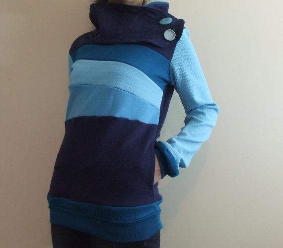 upcycled?? hoodie love
