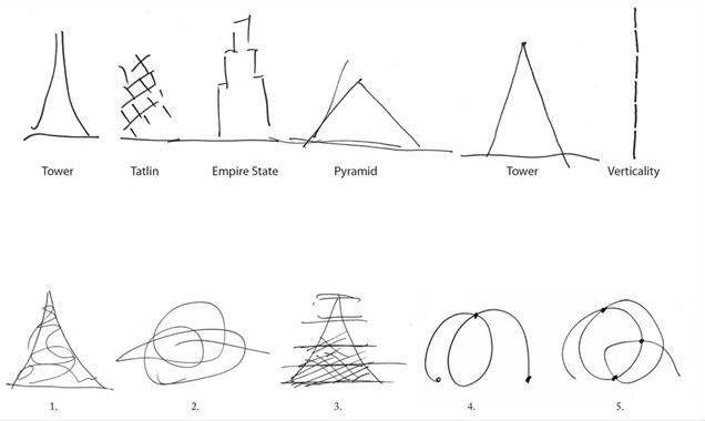 cecil balmond sketch - Google 搜尋