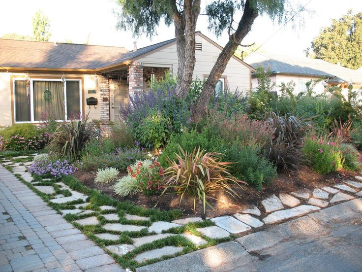 17 best images about drought tolerant garden retreats on for Southern california landscaping ideas