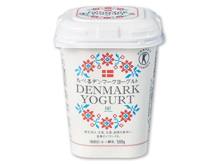 たべるデンマークヨーグルト