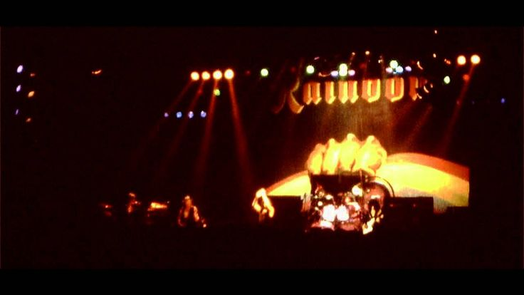 RAINBOW - Man on the silver mountain (Live in Boston 1981)