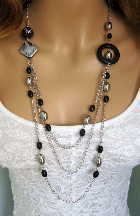 les 25 meilleures id es concernant bijoux en perles faits la main sur pinterest joaillerie. Black Bedroom Furniture Sets. Home Design Ideas