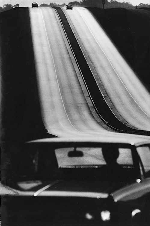 George W. Gardner - Route 70, Missouri, 1967 // What a GREAT photo