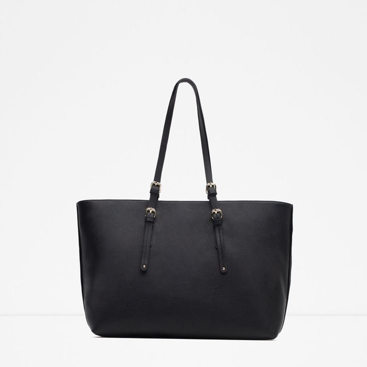 Image 1 of PLAIN TOTE from Zara