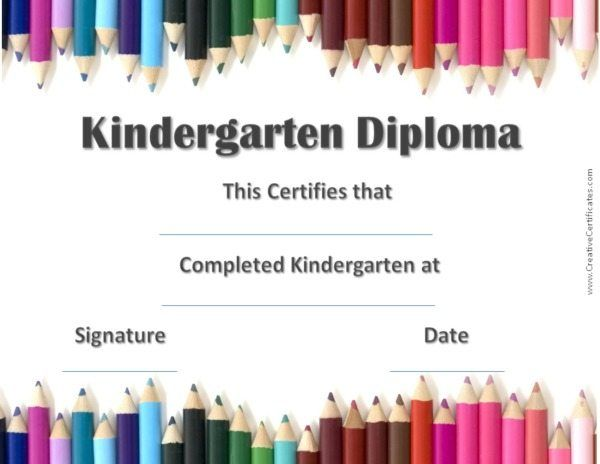 29 best KIDS CERTIFICATE TEMPLATES images on Pinterest - sample certificates for kids