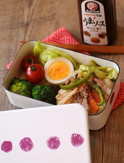 こんにゃく麺でダイエット弁当 by fumiさん | レシピブログ - 料理 ...
