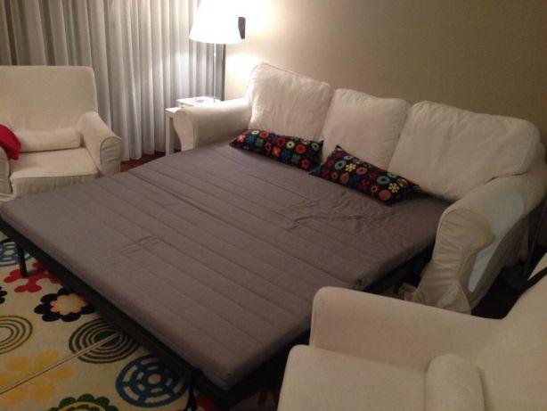 Die besten 25+ Sofa cama ikea Ideen auf Pinterest Ikea Tagesbett - ikea einrichtung ektorp