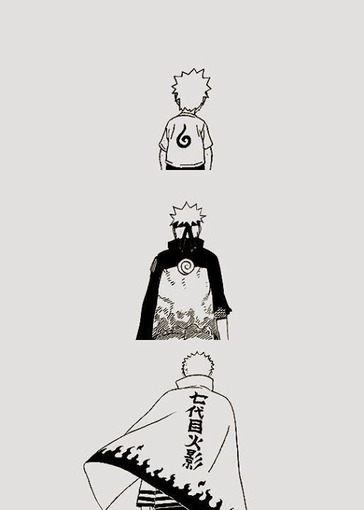 Naruto 「ナルトネタバレ 708」 Naruto Gaiden 08 spoilers