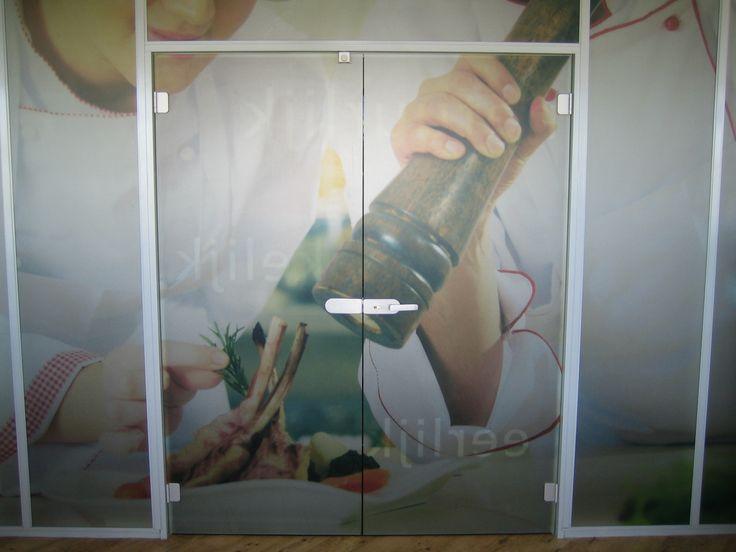 Vereniging van Keurslagers, inspiration room