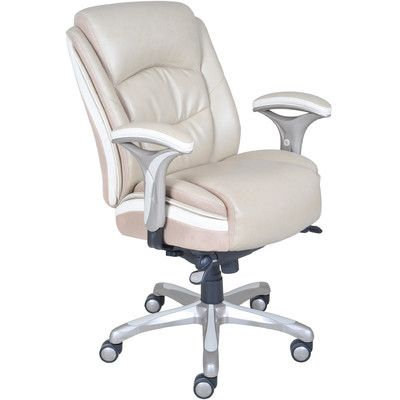 Serta At Home Serenity High Back Manager Office Chair