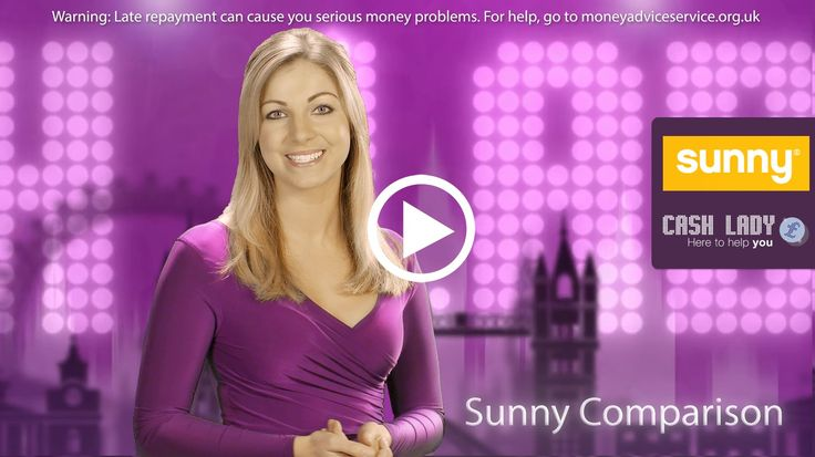 Sunny Loans Comparison with CashLady. Cash Lady facilitates loans like Sunny. We are a broker that works will all the UK top lenders and finds a loan on your behalf. #sunny #sunnyloans #payday