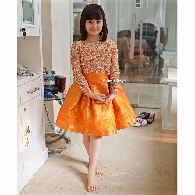 Instagram media by verakebaya - Naya ... fitting #partydress #lace #verakebaya
