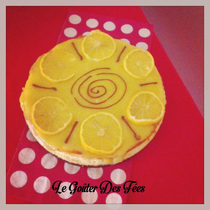 cheescake citron