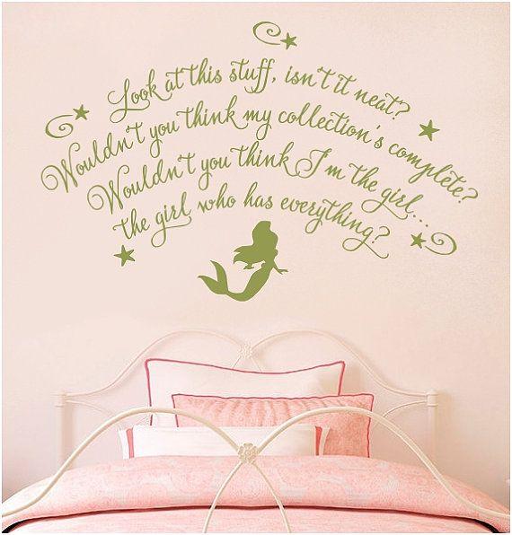 Hey, I Found This Really Awesome Etsy Listing At Https://www. Mermaid  NurseryMermaid BedroomLittle Mermaid ...