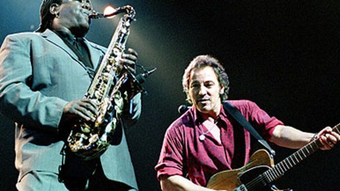 'Clarence doesn't leave the E Street Band when he dies. He leaves when we die'
