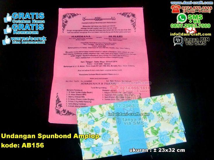 Undangan Amplop Jumbo WA/SMS/Telp 089630123779, 085729637569 Pin BBM 5E9C1BC6 #UndanganAmplop #DistributorAmplop #souvenirMurah