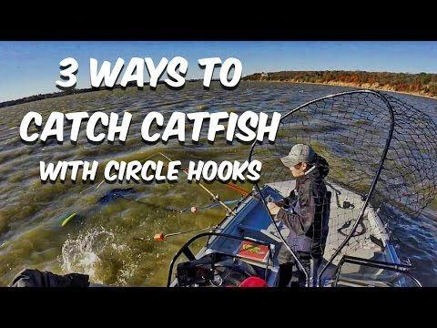 7 best catfishing videos images on pinterest fishing for Catfish rigs for river fishing