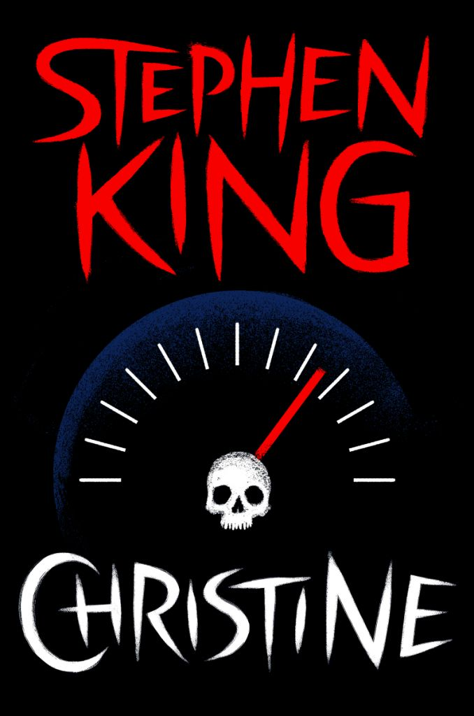 Stephen King re-releases get striking minimalist artwork