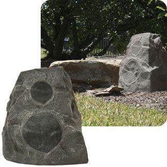 klipsch outdoor rock speaker heck yes - Outdoor Rock Speakers