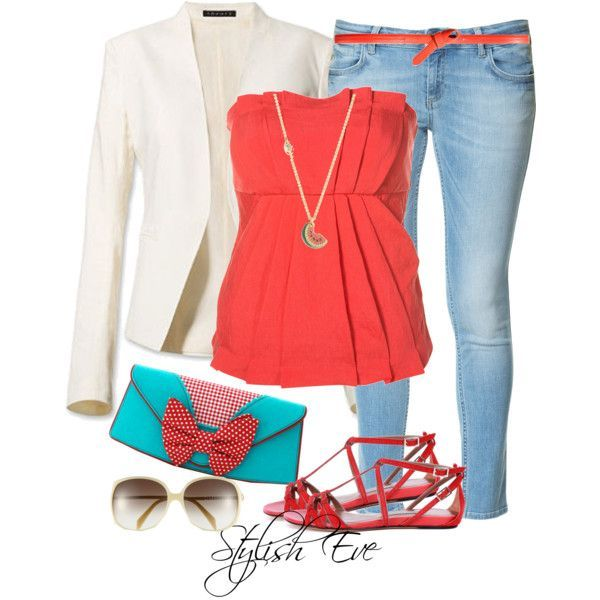 Outfits 2013 Casual Summer Tops for Women | Date outfits ...