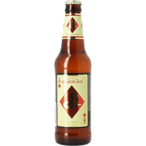 Brooklyn Sorachi Ace : Une bière blonde houblonnée au Sorachi Ace, florale et fruitée issue de la brasserie Brooklyn