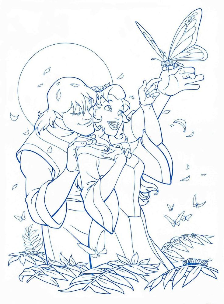 245 best images about coloring pages on pinterest for Quest for camelot coloring pages