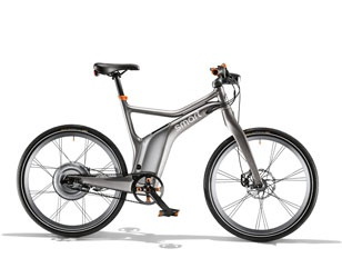 Smart electric bike