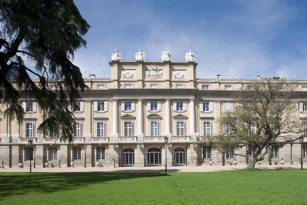 El Palacio de Liria, Madrid