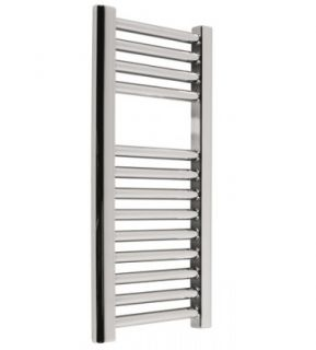Nation Dual Fuel 1700mm x 480mm Chrome Towel Rail