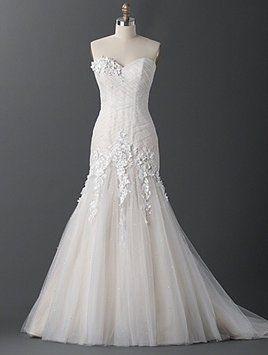 Alfred Angelo Wedding Dress $771