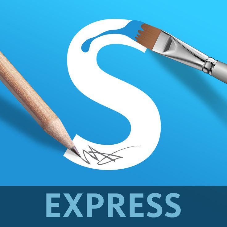 Приложение Autodesk SketchBook для Android. Отличное приложение для создания эскизов от разработчика Autodesk Inc на платформу андроид. Смысл программы — это обработка рисунков и фотографий, создания эскизов и набросков. С помощью программы пользователь с легкостью может соз�