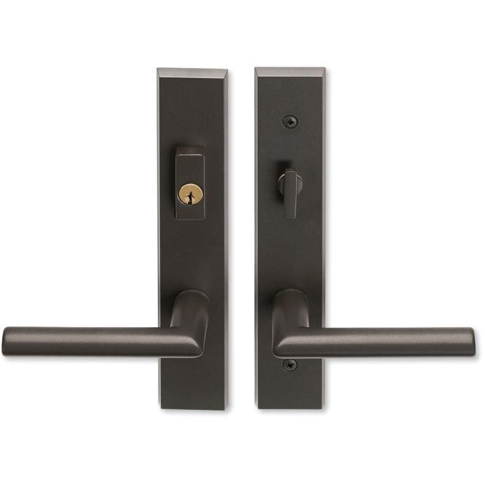 Marvin windows and doors contemporary handle for all exterior doors not nana walls 24 for Contemporary exterior door hardware